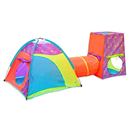 Giga Tent-Adventure Dome And Cube With Tunnel