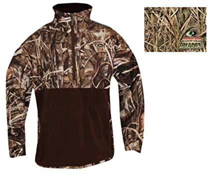 Drake MST Eqwader Plus Quarter Zip Hunting Jacket (Size Men's 2XL)